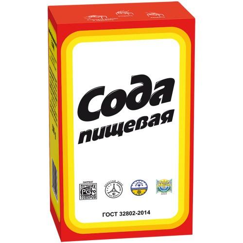 Сода пищевая/ Soda bikarbona.