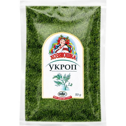 Укроп/ Koper 50 g. Хозяюшка.
