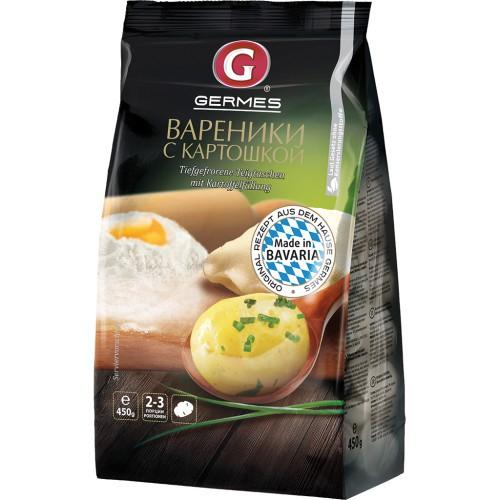 Knedle s krompirjem 450g. Germes/Вареники с картошкой