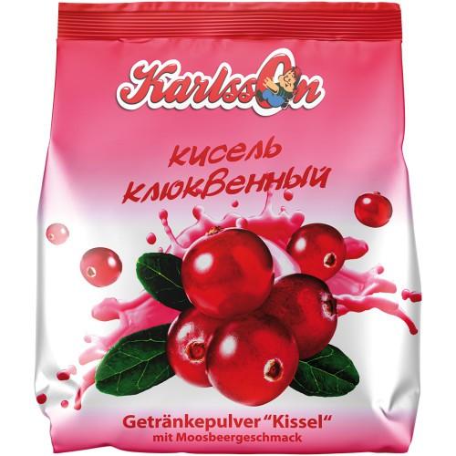 Кисель Клюквенный/Kissel brusnica.