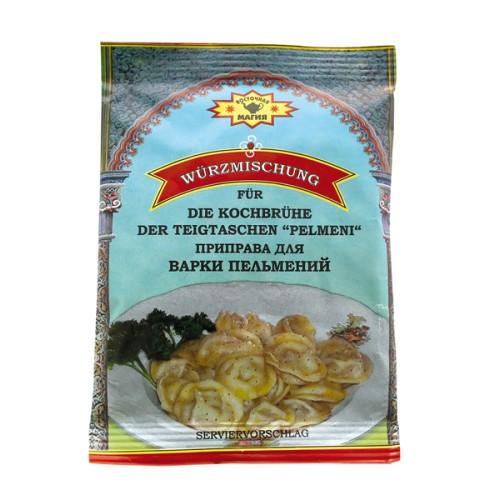 Приправа для варки пельменей/ Začimba za kuhanje pelmeni