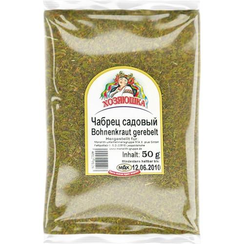 Чабрец садовый/Vrtni timijan 50 g. Хозяюшка