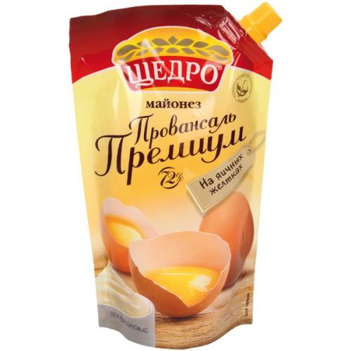 Майонез Провансаль Премиум /Provansalska majoneza, Premium. Щедро.