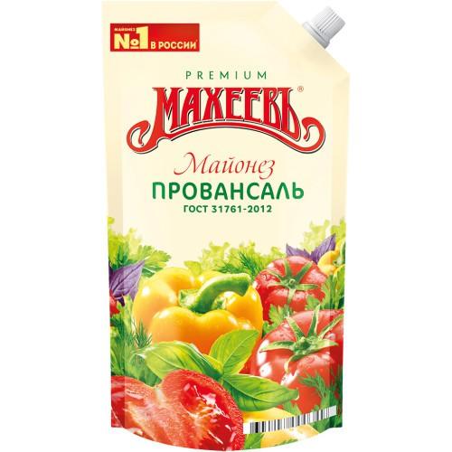 Майонез Провансаль премиум / Provansalska vrhunska majoneza 400 ml. Махеев.
