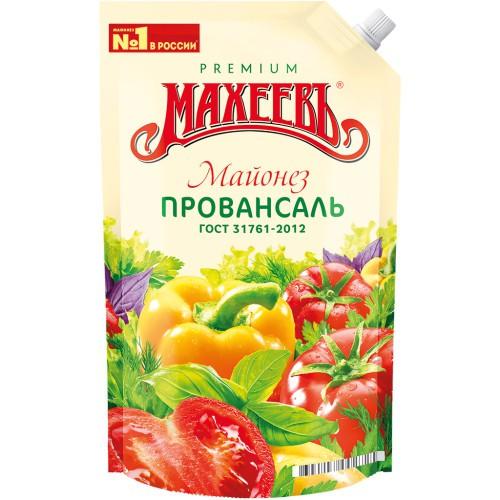 Майонез Провансаль /Provansalska majoneza 800 ml. Махеев.