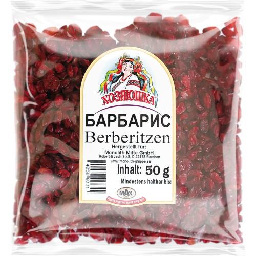 Барбарис/ Češmin suh 50 g. Хозяюшка.