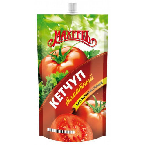 Кетчуп томатный/Paradižnikov kečap. Махеев.