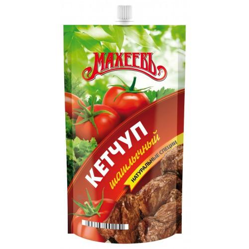 Кетчуп шашлычный/Kebab kečap. Махеев