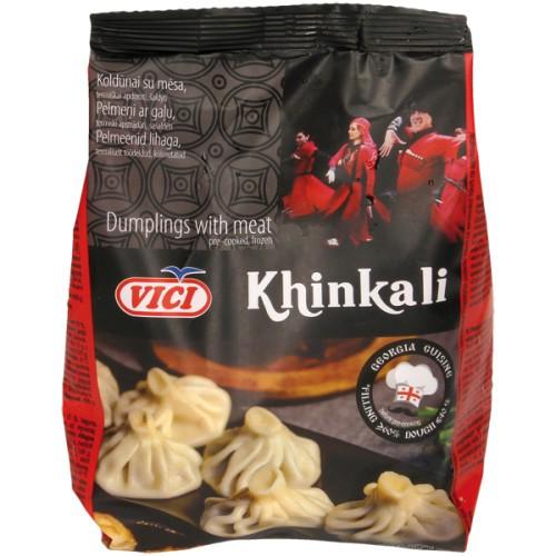 Хинкали/Hinkali. Vici 400gr.