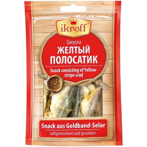 Желтый полосатиk/ Rumena minka. Ikroff.