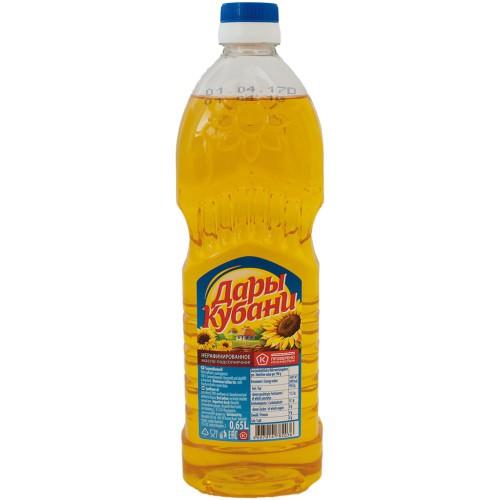Масло Дары Кубани / Dary kubansko olje 0.65l.