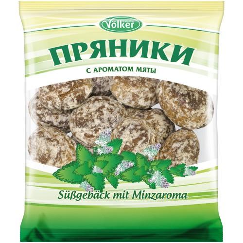 Пряники с ароматом мяты/Medenjaki z okusom mete. Volker.