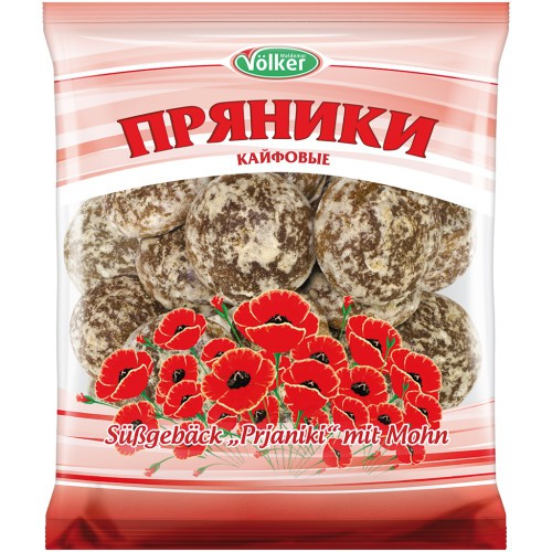 Пряники Кайфовые/Medenjaki Kaifovije. Volcker.