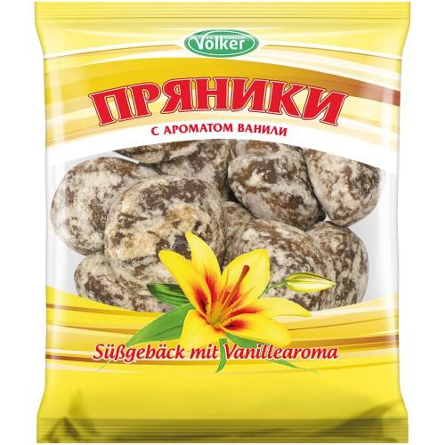 Пряники с ароматом ванили/Medenjaki z okusom vanilije. Volker.